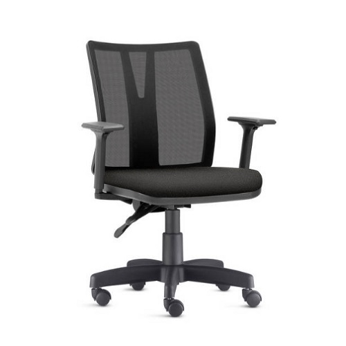 CADEIRA EXECUTIVA ERGONÔMICA ADDIT BASE NYLON